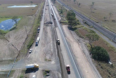 Bruce Highway Safety Upgrade Package | McMurtrie Consulting Engineers