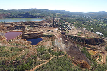 Mt Morgan Gold and Copper Project | McMurtrie Consulting Engineers